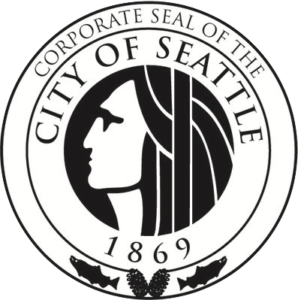 City of Seattle Gold Chain