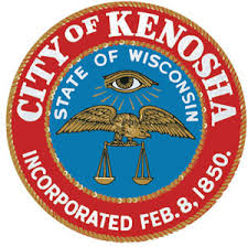 Kenosha city men's silver necklaces and chains