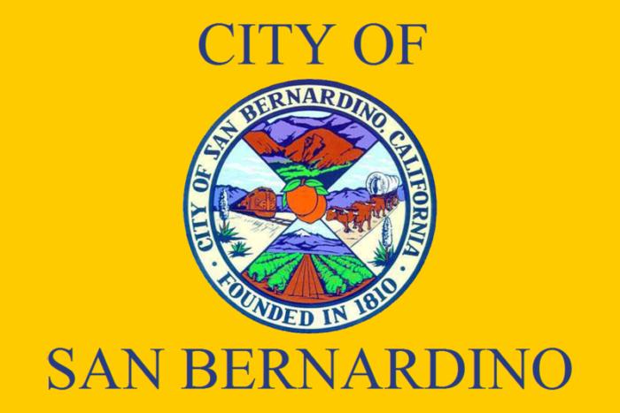 San Bernardino, California. gold necklaces